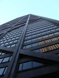 Torre de Juan Hancock Imagen de archivo libre de regalías