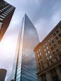 Torre de Juan Hancock, Boston Fotos de archivo libres de regalías