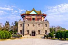 Torre de Juguang em Kinmen, Taiwan foto de stock