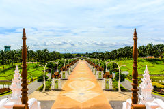 Torre 02 de Kham Luang Foto de archivo