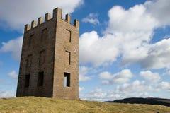 Torre de Kinpurnie, Scotland imagens de stock