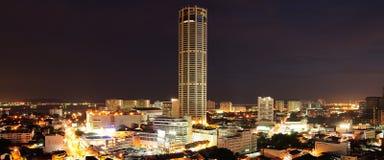 Torre de Komtar Foto de Stock Royalty Free