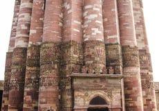 Torre de Kutb - Minar Imagenes de archivo