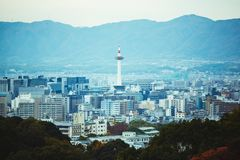 Torre de Kyoto Imagens de Stock