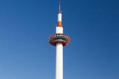 Torre de Kyoto, Japão imagem de stock royalty free