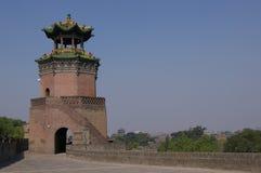 Torre de la antigüedad Imágenes de archivo libres de regalías