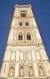 Torre de la bóveda del ` s de Florencia Fotografía de archivo libre de regalías