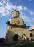 Torre de la capilla del monasterio de Gelati foto de archivo libre de regalías