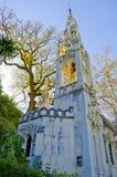 Torre de la capilla del regaleira de Quinta DA Fotografía de archivo
