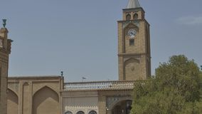Torre de la catedral de Vank metrajes