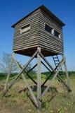 Torre de la caza Fotos de archivo