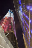 Torre de la Centro-Libertad del comercio mundial de NEW YORK CITY Imagen de archivo libre de regalías