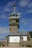 Torre de la comuncación por radio Foto de archivo libre de regalías