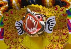 Torre de la cremación del Balinese Fotos de archivo