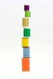 Torre de la cuerda de rosca Fotografía de archivo