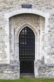 Torre de la cuna en la torre de Londres Fotografía de archivo