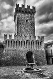 Torre de la custodia Imagenes de archivo