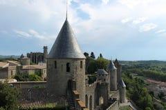 Torre de la defensa Imagen de archivo