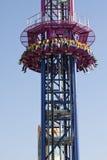 Torre de la diversión Fotos de archivo libres de regalías