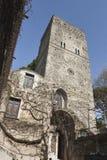 Torre de la entrada Foto de archivo