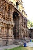 Torre de la entrada del templo de Jalakandeswarar Imagen de archivo libre de regalías