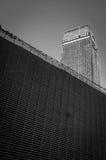 Torre de la estación del metro en Londres, Reino Unido: Estación del parque de Chiswick Imagenes de archivo
