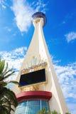Torre de la estratosfera, Las Vegas fotografía de archivo libre de regalías