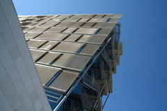 Torre de la expo de Lisboa Fotos de archivo