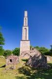 Torre de la fábrica de Alun imágenes de archivo libres de regalías