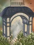 Torre de la fantasía Imagen de archivo libre de regalías