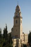 Torre de la iglesia de Dormition Foto de archivo libre de regalías