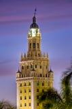 Torre de la libertad Imagenes de archivo