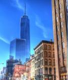 Torre de la libertad, Nueva York Imágenes de archivo libres de regalías