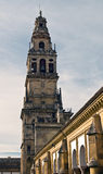 Torre de la mezquita de Córdoba fotos de archivo