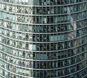 Torre de la oficina Foto de archivo