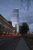 Torre de la oficina Imagen de archivo libre de regalías