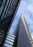 Torre de la oficina Fotografía de archivo libre de regalías