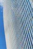 Torre de la oficina bajo construcción en la calle de 20 Fenchurch Foto de archivo libre de regalías