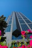 Torre de la oficina corporativa Fotografía de archivo libre de regalías