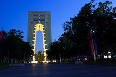 Torre de la pagoda fotos de archivo
