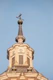 Torre de la paleta con cruciforme Imagenes de archivo
