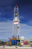 Torre de la perforación Foto de archivo
