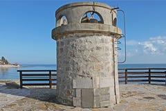 Torre de la piedra Foto de archivo libre de regalías