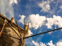 Torre de la prisión Imagen de archivo libre de regalías