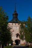 Torre de la puerta Imagenes de archivo