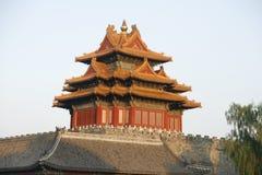 Torre de la puerta Imagen de archivo libre de regalías