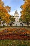 Torre de la puerta en el patio del Yaroslav Imagen de archivo libre de regalías