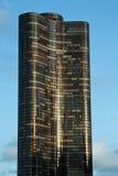 Torre de la punta del lago Imagenes de archivo