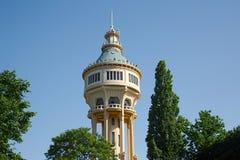 Torre de la reserva de agua Imagen de archivo libre de regalías