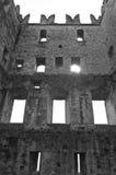 Torre de la ruina Fotografía de archivo libre de regalías